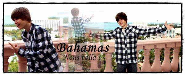 Bahamas nous voila.