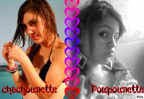 ChachOunette & POupOunette