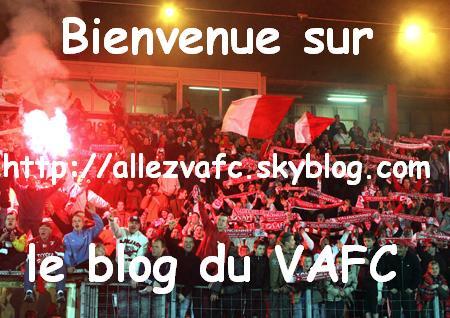 Le blog du VAFC