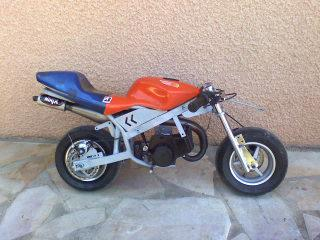 Projet Tuning Pocket Bike Preparation De La 106 Tuning