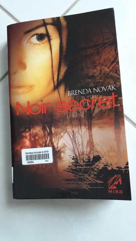 LIVRE == > Noir Secret de Brenda Novak
