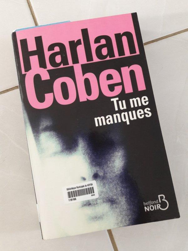 Livre ==> Tu me manques d'Harlan Coben