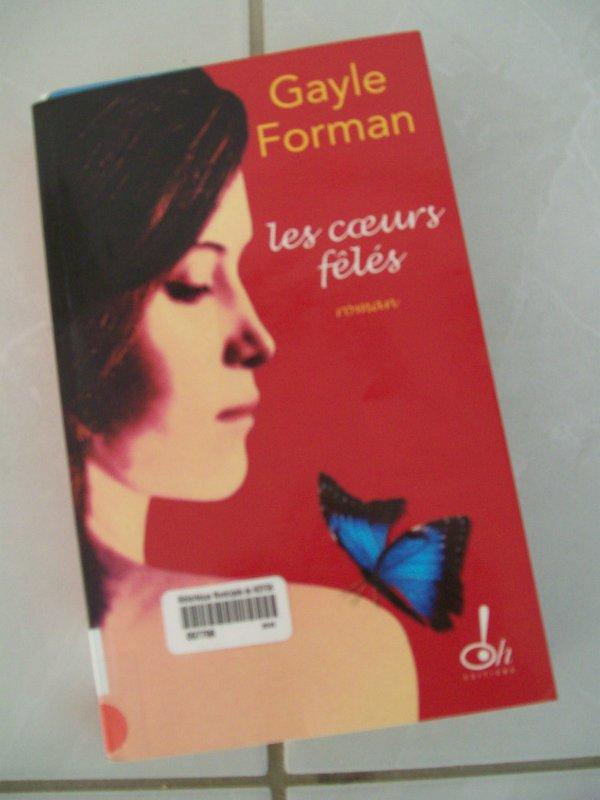 Livre ==> Les Coeurs Fêlés