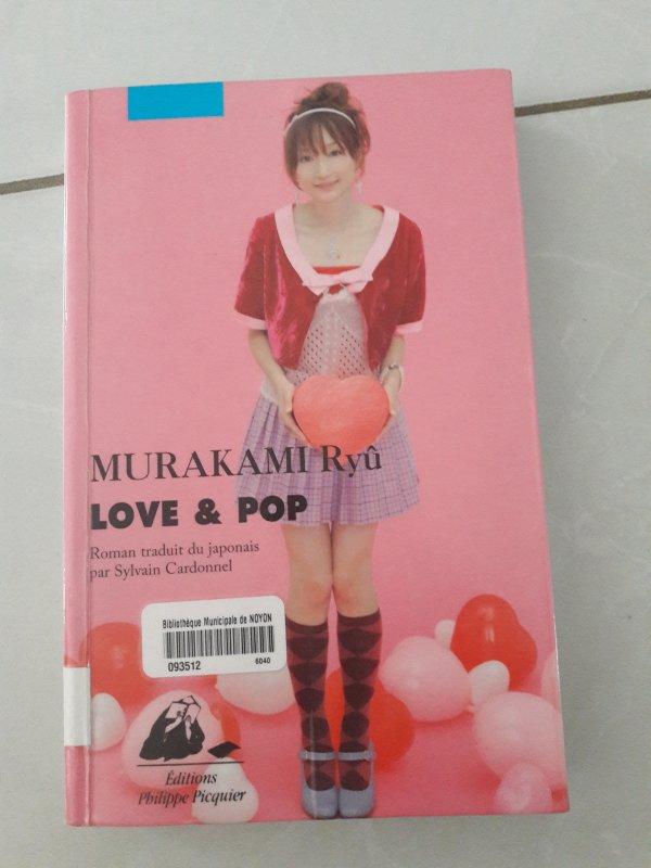 Livre ==> Love & Pop de Ryû Murakami