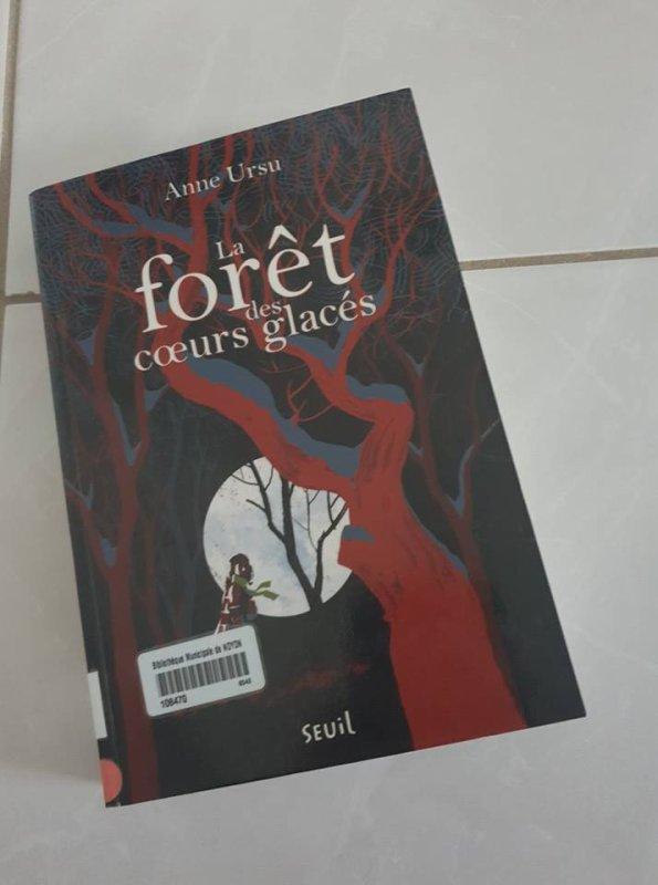 Livre ==> La Forêt Des Coeurs Glacés d'ANNE URSU