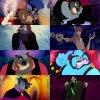 Top Méchants dessins animés