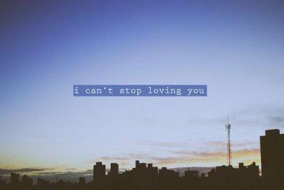 Si je te dis que je ne sais pas cessé de t'aimer, tu ne me croiras pas hein?