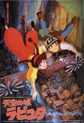 Tenkuu no shiro Laputa (Le Château dans le Ciel) (Anime) [Shojo,Drame,Fantasy]