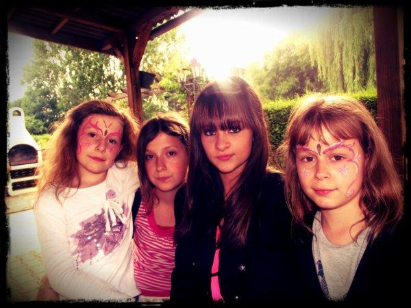 Anais , Cassandra , Juliie , Amandine ♥