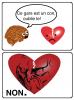 Coeur vs Cerveau
