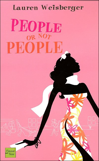 PEOPLE OR NOT PEOPLE de Lauren Weisberg