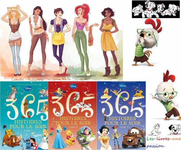 365 HISTOIRES POUR LE SOIR 1, 2 & 3