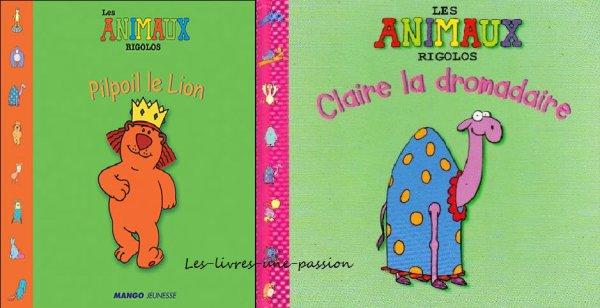 LES ANIMAUX RIGOLOS de Trevor Ricketts