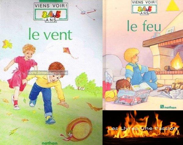 LE FEU/ LE VENT d'André Pozner
