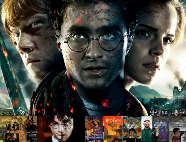 HARRY POTTER de J.K Rowling