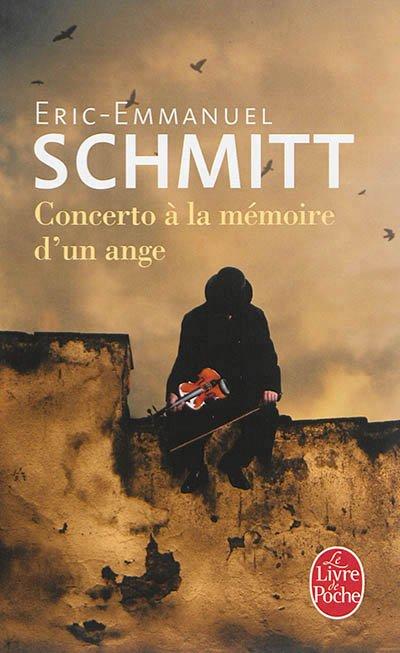 CONCERTO A LA MEMOIRE D'UN ANGE de Eric-Emmanuel Schmitt