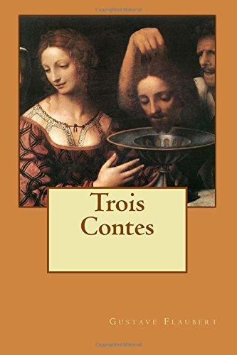 TROIS CONTES de Gustave Flaubert