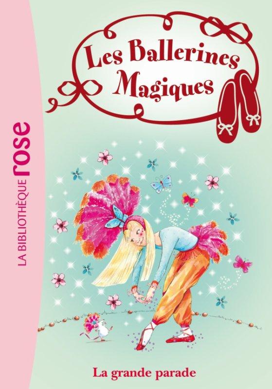 LES BALLERINES MAGIQUES de Darcey Bussell