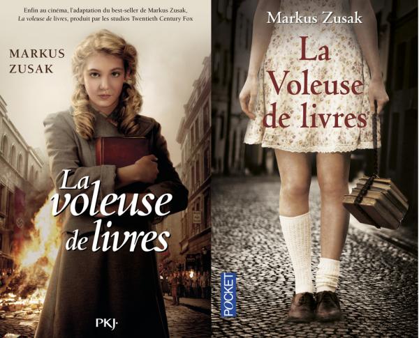 LA VOLEUSE DE LIVRES de Markus Zusak