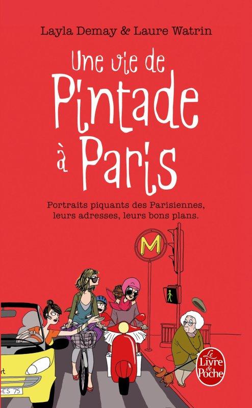UNE VIE DE PINTADE A PARIS de Layla Demay & Laure Watrin