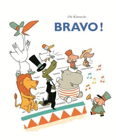 BRAVO ! de Ole Könnecke