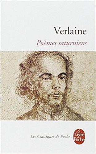 POÈMES SATURNIEN de Paul Verlaine