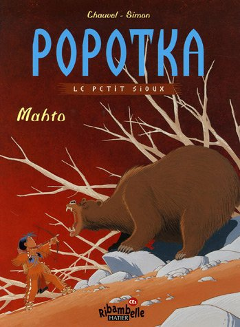 POPOTKA LE PETIT SIOUX de David Chauvel et Fred Simon