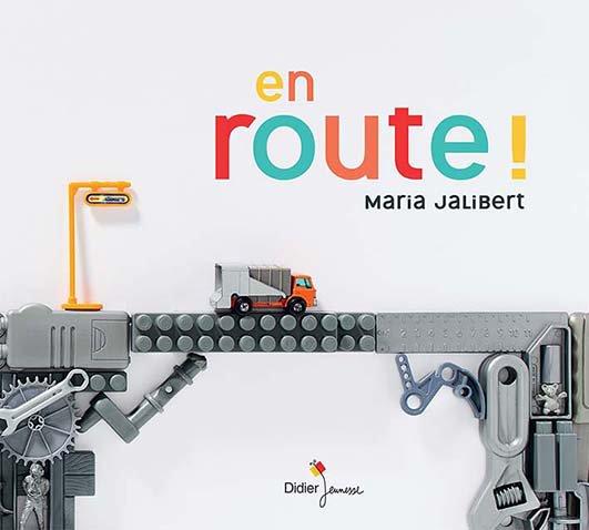 EN ROUTE ! de Maria Jalibert