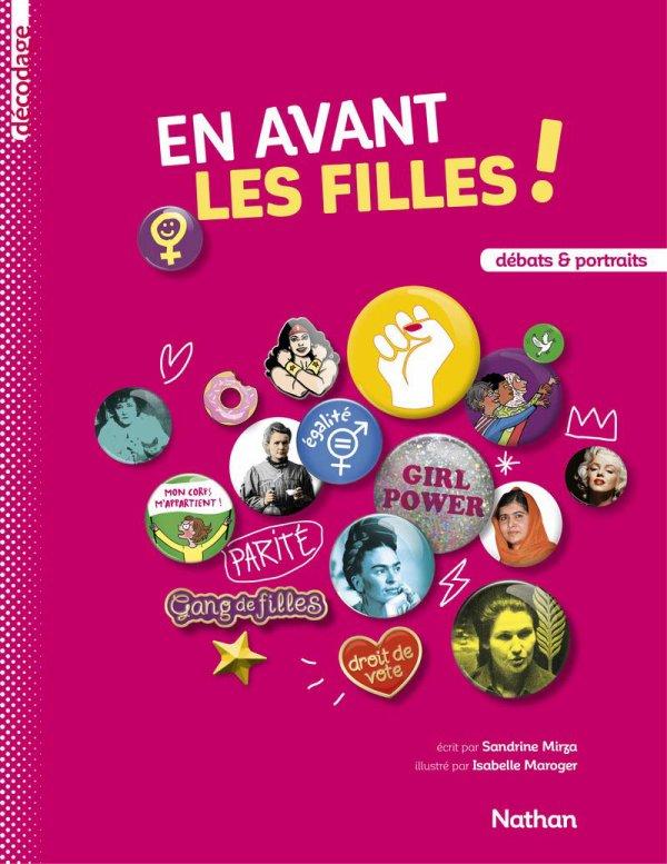 EN AVANT LES FILLES ! de Sandrine MIRZA