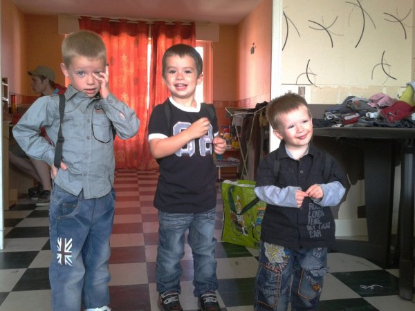mes 3 loulou