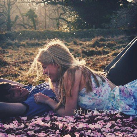' ' ' ' Parce que c'est toi j'oserais tout affronter, et c'est toi à qui je pourrais pardonner. Parce que c'est toi, rien que pour ça.' ' ' '