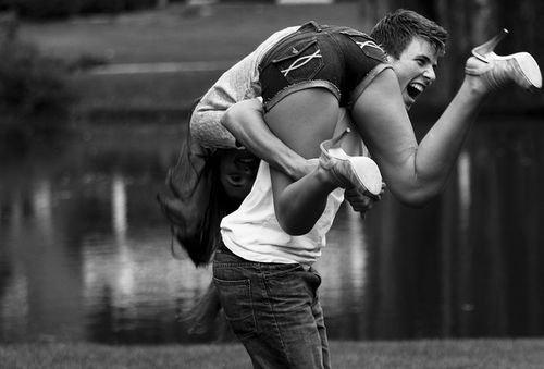 Je crois que l'amour de votre vie, c'est aussi votre meilleur ami.