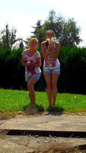 Les meilleures amies sont celles qui ne t'oublie pas <3