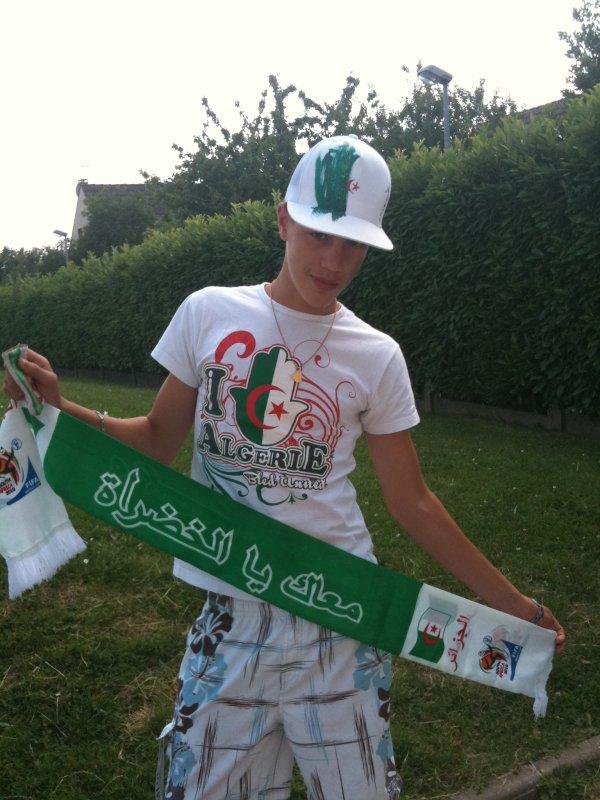 moi en mode algérie