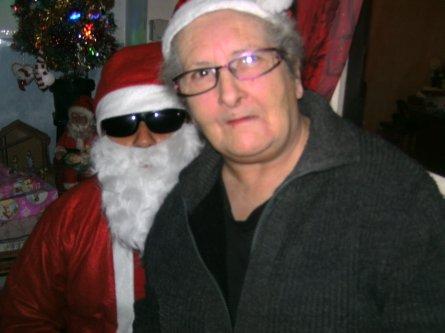 moi et papa noel