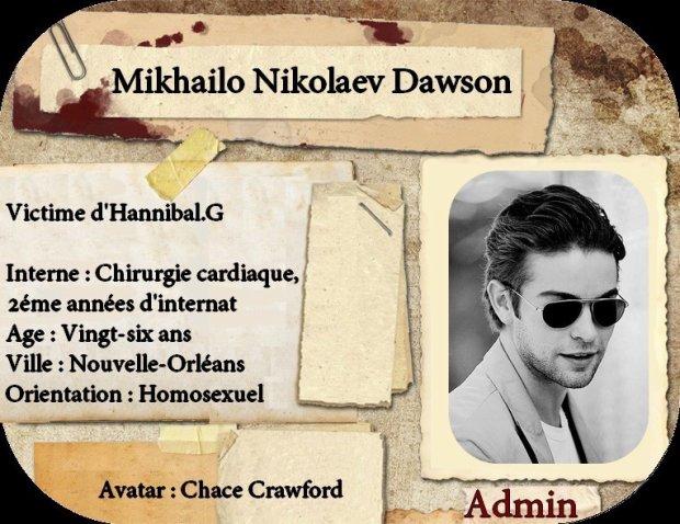 Mikhailo Nikolaev Dawson