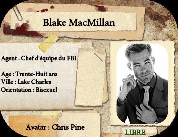 Blake MacMillan