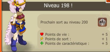 cra a enfin up 198