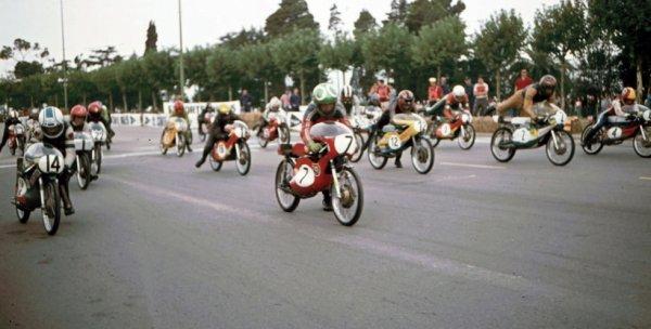 50 cc 1974 Circuit de Montjuich (Barcelone)