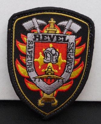 Ecusson Revel