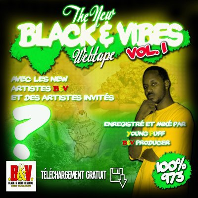 --->>> Young Puff <<<--- [NEW Mixtape](Black & Vybz)