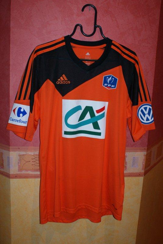 FC LORIENT 2014 2015 COUPE DE FRANCE