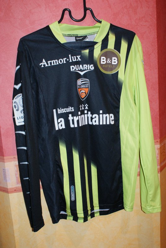 FC LORIENT 2010 2011