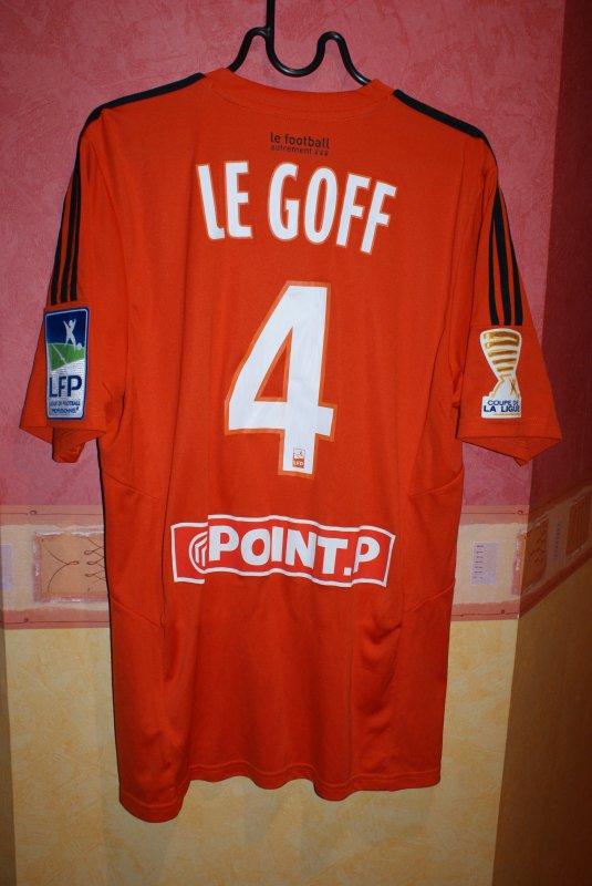 FC LORIENT 2015 2016