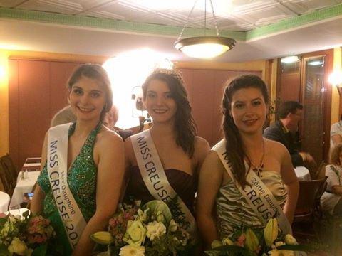 Miss Creuse 2016 et Miss Haut-Rhin 2016 sont ......
