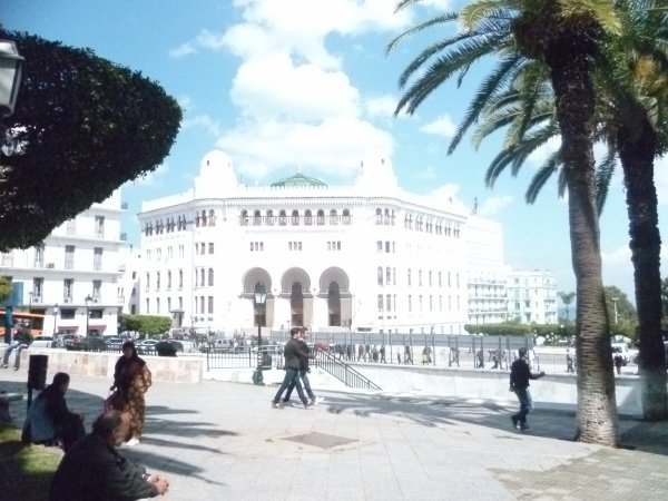 un autre week and a alger