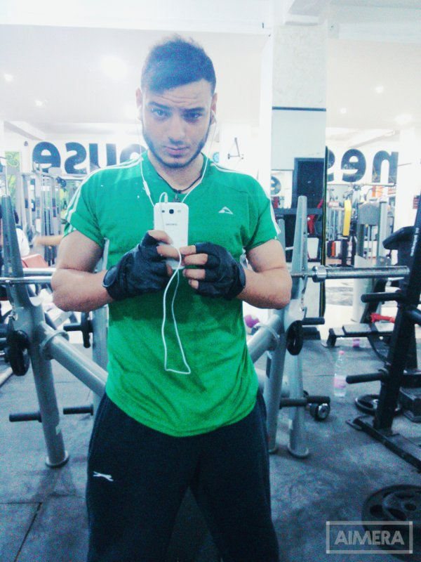 Gym = happy life
