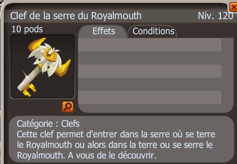 La Serre du Royalmouth : Partie 1/2
