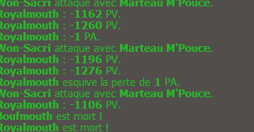 La Won-Team, Noob pour la vie