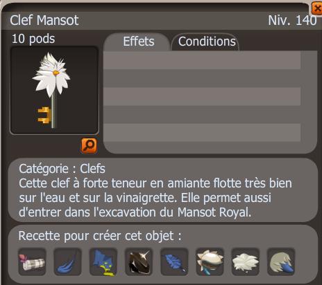 L'Excavation du Mansot Royal : Première Partie